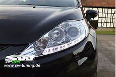 sw light scheinwerfer ford ja8 mk7 08 13 led