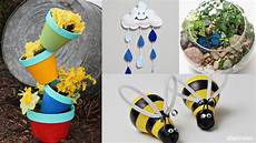 basteln sommer kinder 21 summer crafts for when it s just to play
