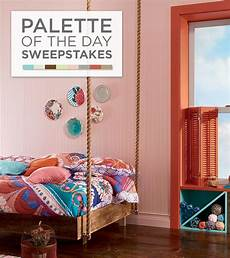 enter the valspar palette of the day sweepstakes facebook for a chance to win a gallon of a