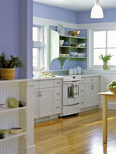 Painting Small Kitchen