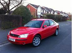 2002 Ford Mondeo Zetec Tdci 2 0 Diesel Leather