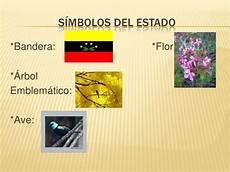 simbolos naturales tachira simbolos patrio del estado miranda para colorear 9c ramiro vargas tachira