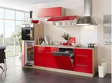 Kühlschrank Für Einbauküche - k 252 che mit elektroger 228 ten einbauk 252 che mit ger 228 ten