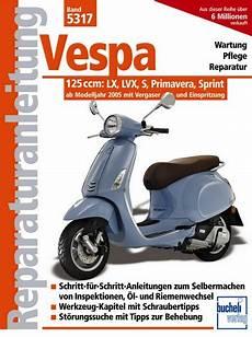 vespa 125 ccm modelle lx lvx s primavera sprint ab
