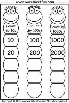 skip counting by 100 worksheets 2nd grade 12032 skip counting by 10 100 and 1000 free printable worksheets worksheetfun sayilar