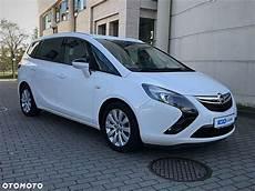 Opel Zafira C - sprzedany opel zafira c używany 2013 km 88 800 w gniezno