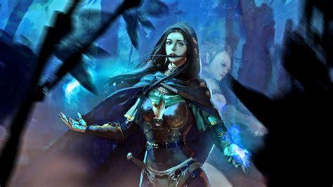 Triton Warlock