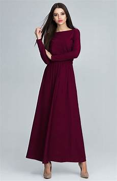 sleeve maxi dress rash burgundy maxi dress flm604b idresstocode