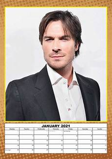 ian somerhalder calendars 2021 on ukposters ukposters