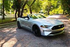 2018 Ford Mustang Gt Premium Convertible Review All You