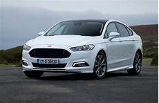 Review Ford Mondeo St Line Is Sporty On The Outside But