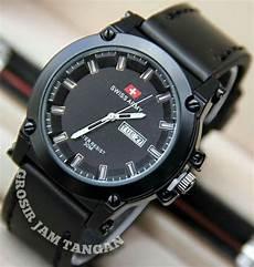 jual beli jam tangan pria cowok swiss army