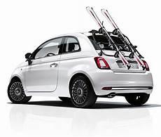 New Fiat 500 Personalising Accessories