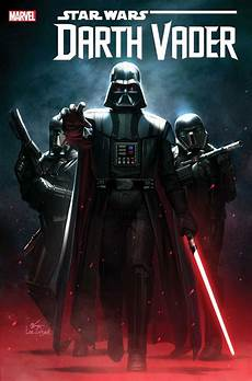 wars darth vader comic re launch details released