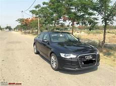 my audi a6 3 0 tdi v6 quattro mystique black beauty team bhp