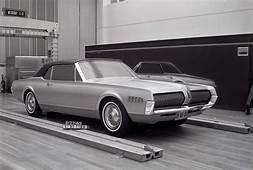 Behind The Curtain How 1967 Mercury Cougar Was Born