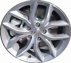 acura ilx wheels rims wheel rim stock oem replacement