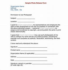 7 print release forms pdf