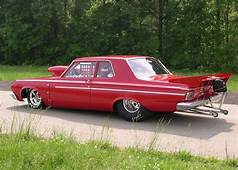 1964 PLYMOUTH SAVOY DRAG CAR  61358