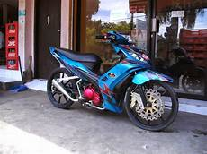 Modifikasi Motor Jupiter Mx 2008 by Gambar Modifikasi Motor Jupiter Mx 135 Cc Terkeren Dan