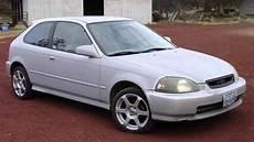 1996 Honda Civic Hatchback Custom