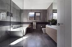 salle de bain design gris salle de bain avec carrelage gris anthracite