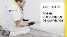 comment poser vos plinthes de carrelage les tutos