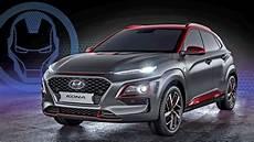 The Hyundai Kona Iron Edition Is What Tony Stark Would