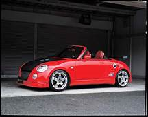 Red Copen  Dream Cars Pinterest Daihatsu And