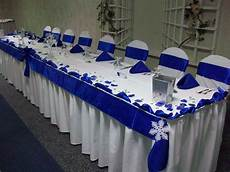 wedding decoration in blue and white black white silver royal blue wedding bing images