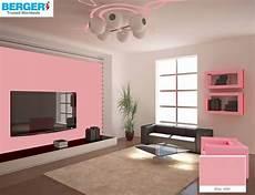 try attractive teapink color in your lounge berger paints paints paint color colour