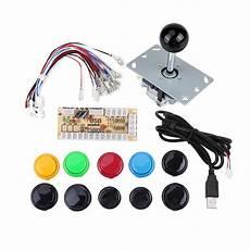 Arcade Kits Parts Encoder Joystick With mgaxyff usb encoder zero delay arcade diy kits parts