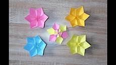 ellie quot s blumenspecial origami blume falten narzisse