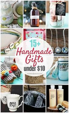 Selbstgemachte Geschenke Weihnachten - meaningful tips 15 handmade gift ideas 10
