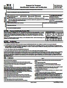 irs w 9 form free download create edit fill and print