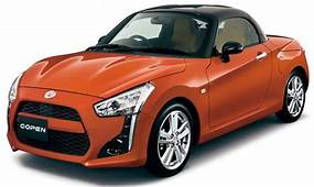 New Daihatsu Copen Roadster Is A Hit In Japan  First