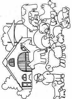 animals coloring pages for preschoolers 16870 44 farm animal coloring pages for preschoolers farm animals coloring page for