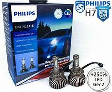 H7 Led Philips X Treme Ultinon Gen2 6500k 250 Car
