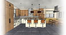Kitchen Design Drawings by Chief Architect Interior Software For Professional