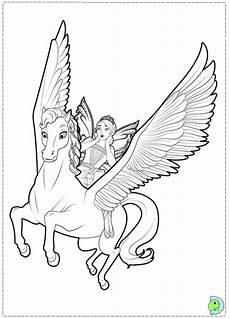 Ausmalbilder Prinzessin Fee Mariposa And The Princess Coloring Page