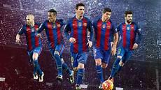 Barcelona Squad Wallpaper
