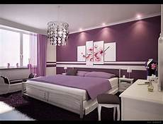 Bedroom Decorating Ideas Purple Walls by How To Decorate A Bedroom With Purple Walls