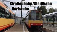 Stra 223 Enbahn Stadtbahn Karlsruhe 2016