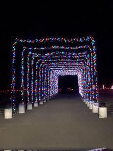 a through light display pnc bank arts center christmas lights magic of lights jersey
