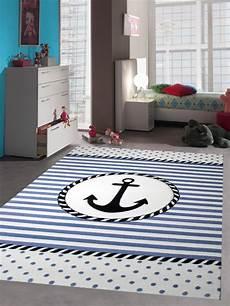 Teppich Für Kinderzimmer - kinderteppich maritim kinderzimmerteppich jungen teppich
