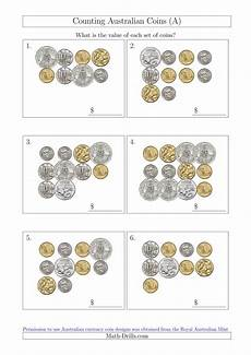 counting australian coins a