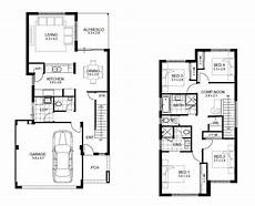 two storey narrow lot house plans mediterranean house plans two story balcony narrow tiny