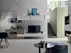 parete soggiorno componibile parete soggiorno moderno componibile grigio arredamenti