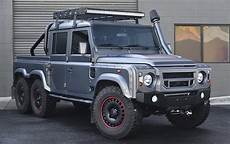 defender land rover this 2018 land rover defender 6x6 can be yours for 350 000