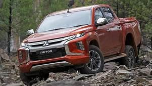 Mitsubishi Triton To Go Plug In Hybrid  Car News CarsGuide